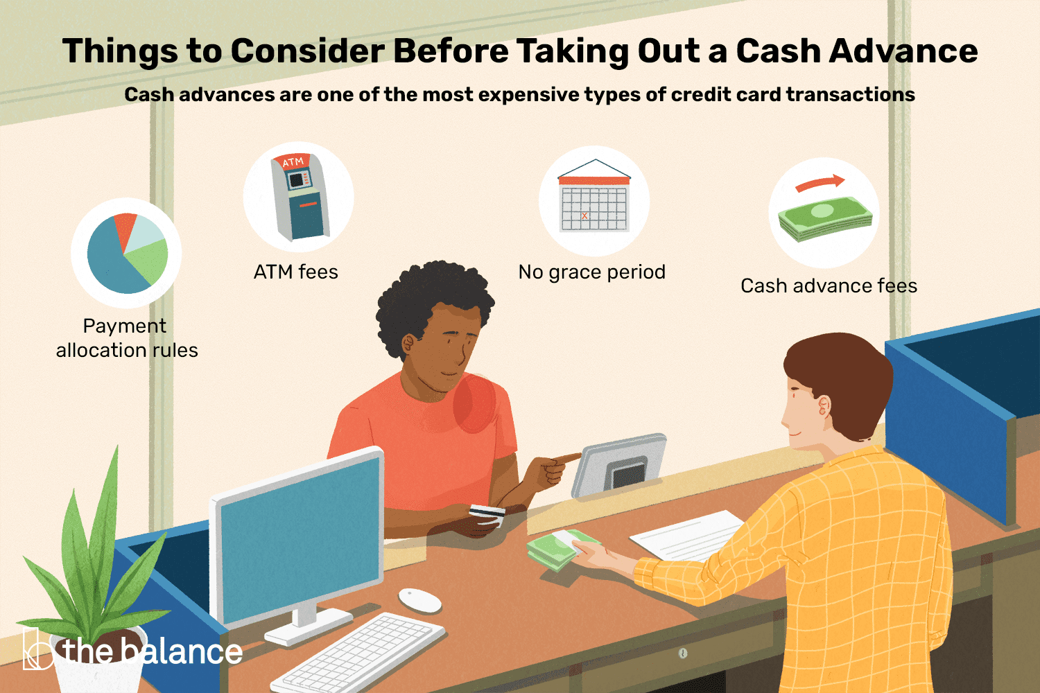 Why You Should Avoid a Credit Card Cash Advance