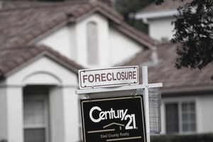 California Community Hit Hard By Foreclosure Epidemic