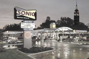 Sonic Restaurant Stock Repurchase