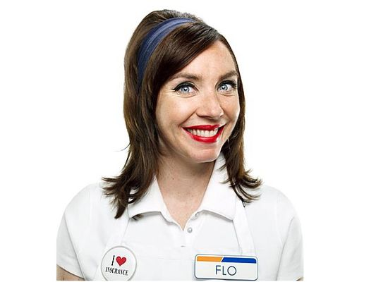 Flo from Progressive Insurance