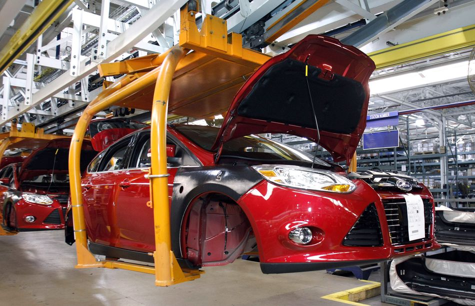 Auto manufacturing is an important driver of GDP.