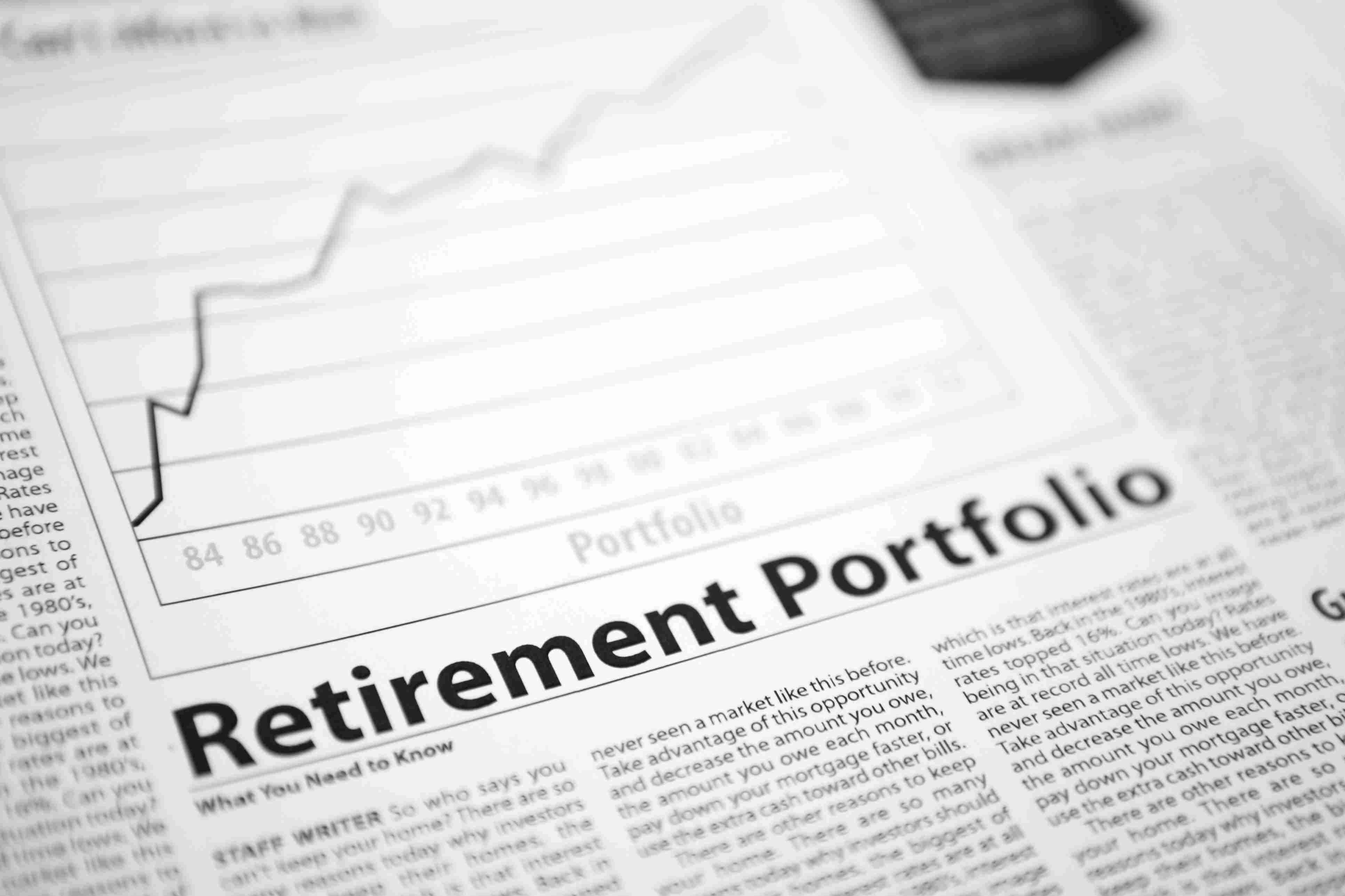 income producing investments for retirement