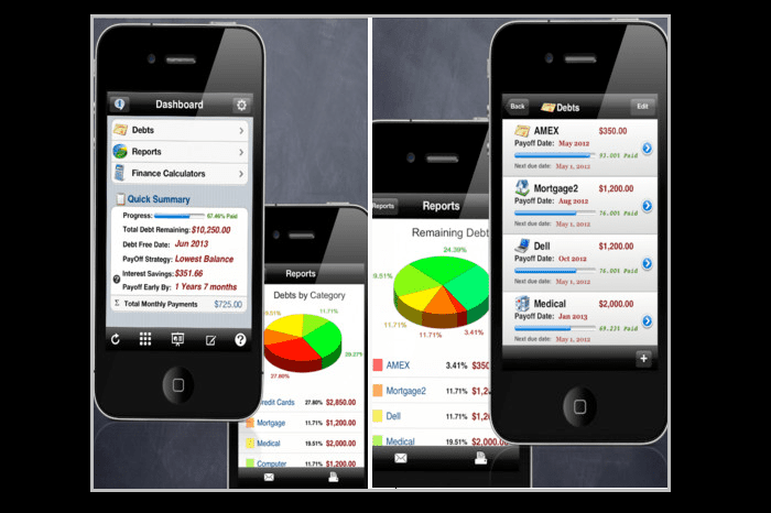 Pay Down Your Debt Faster With These X iOS Apps