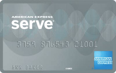 best for earning rewards american express serve cash back - Prepaid Rewards Card