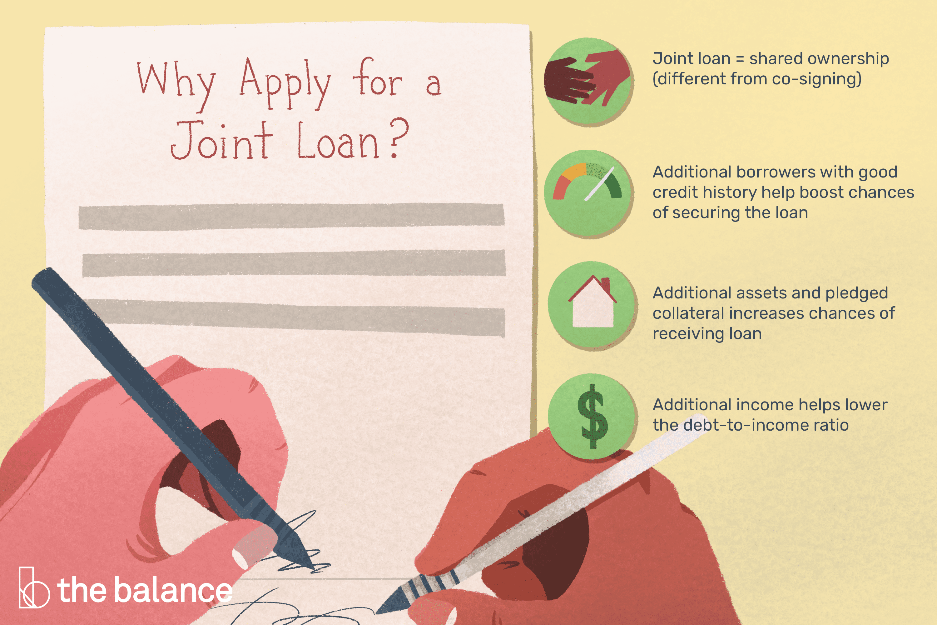 Joint and Shared Ownership Loans for Multiple Borrowers