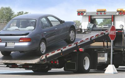 How Repossession Works When the Bank Takes Your Car