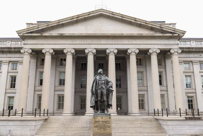 The U.S. Treasury Yield Spread offers insights into the economy.