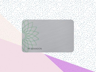BP Credit Card on Background