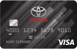Toyota Rewards Visa®