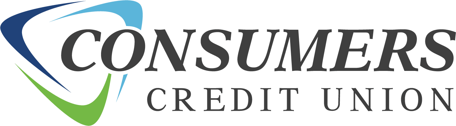 consumers credit union logo for review