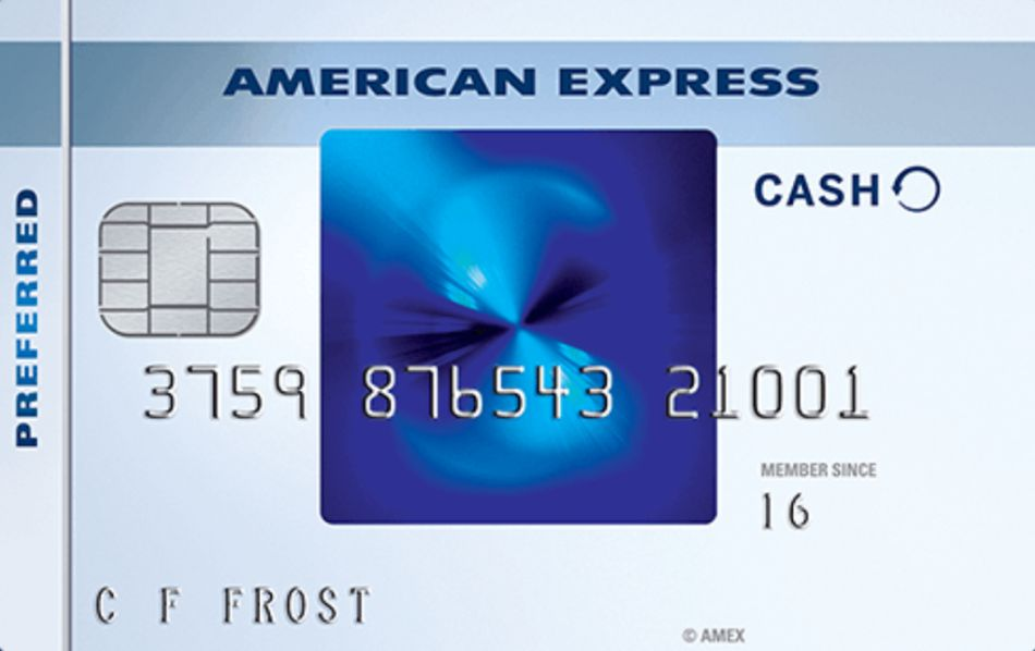 Blue Cash Preferred from American Express