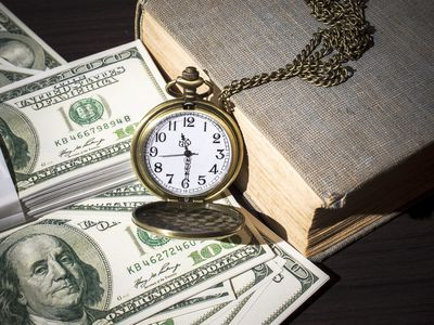 With Certificates of Deposit (CDs) your money is locked up for a set amount of time.