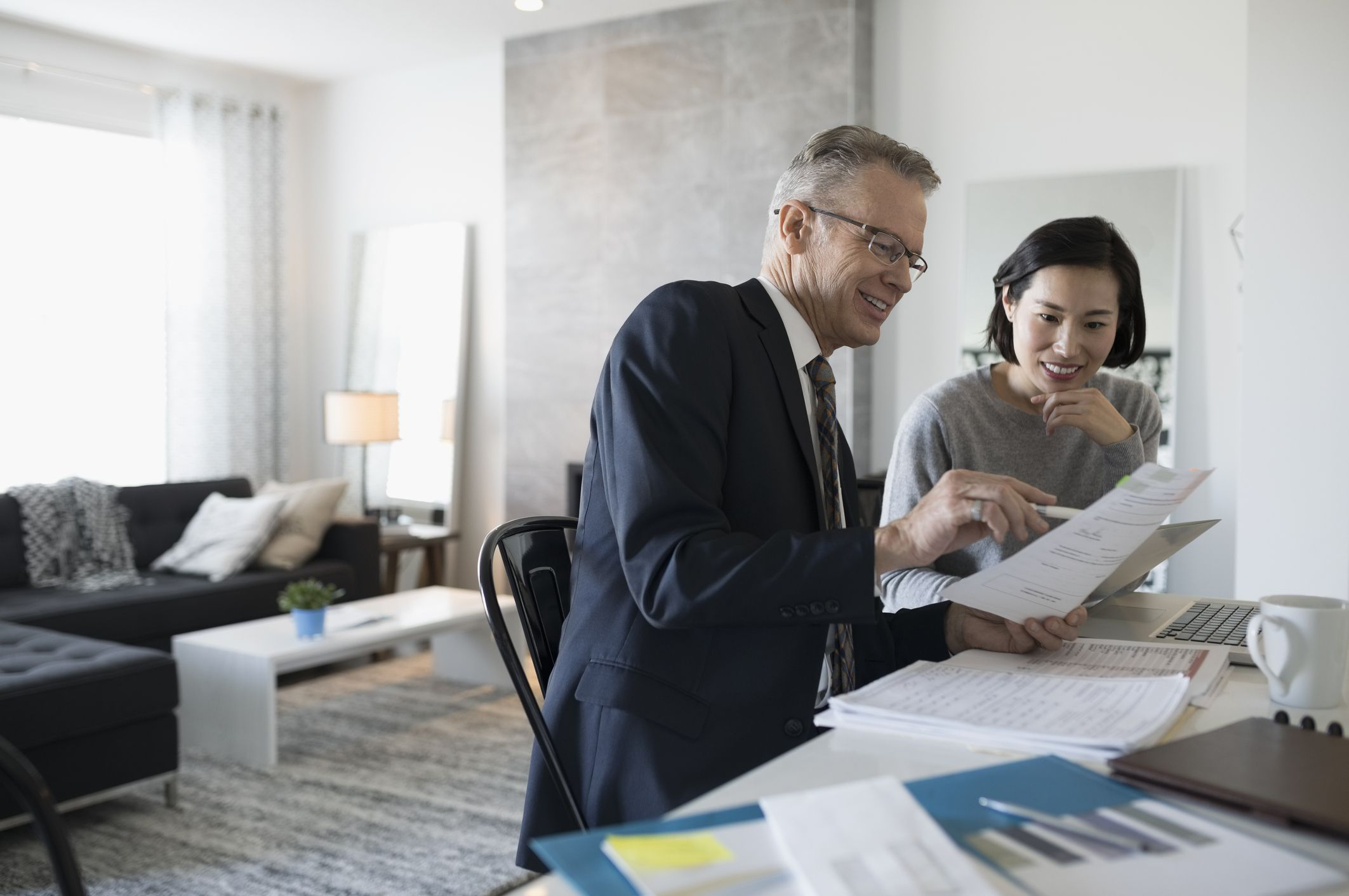 How to Take a Tax Deduction for Financial Advisor Fees
