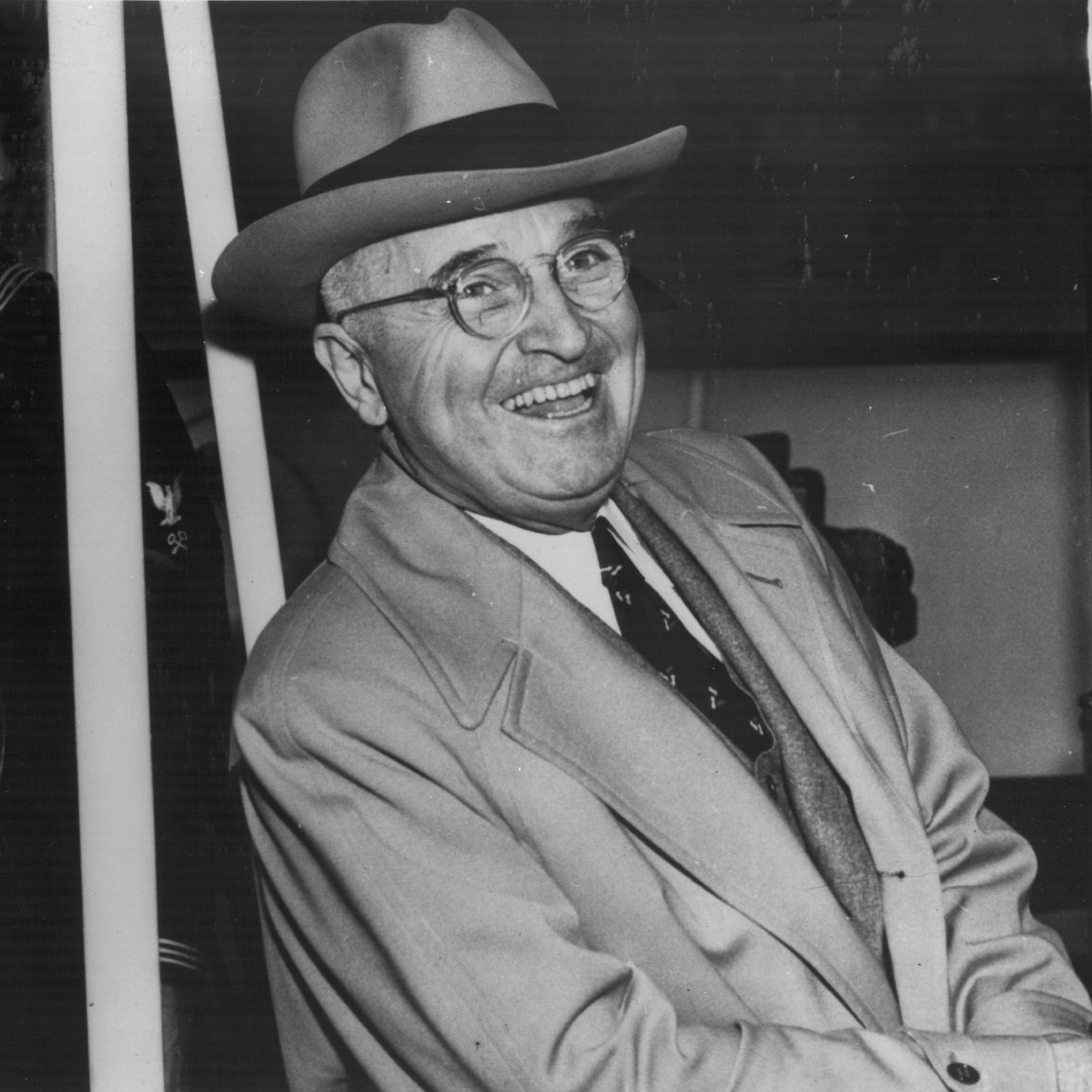 How Truman Made America a Global Leader