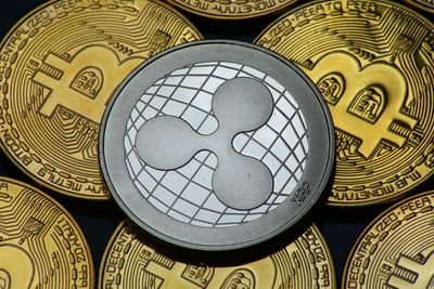 An XRP with bitcoins