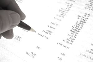 Balance Sheet Ratios and Calculations