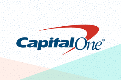 Logo for Capital One bank review