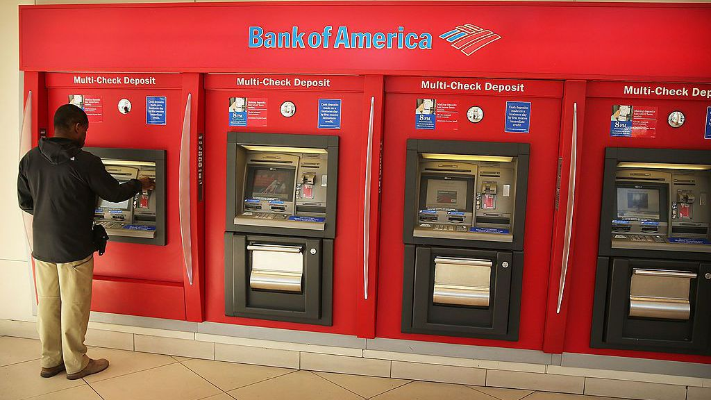 Bank Of America Has Improved The Atm