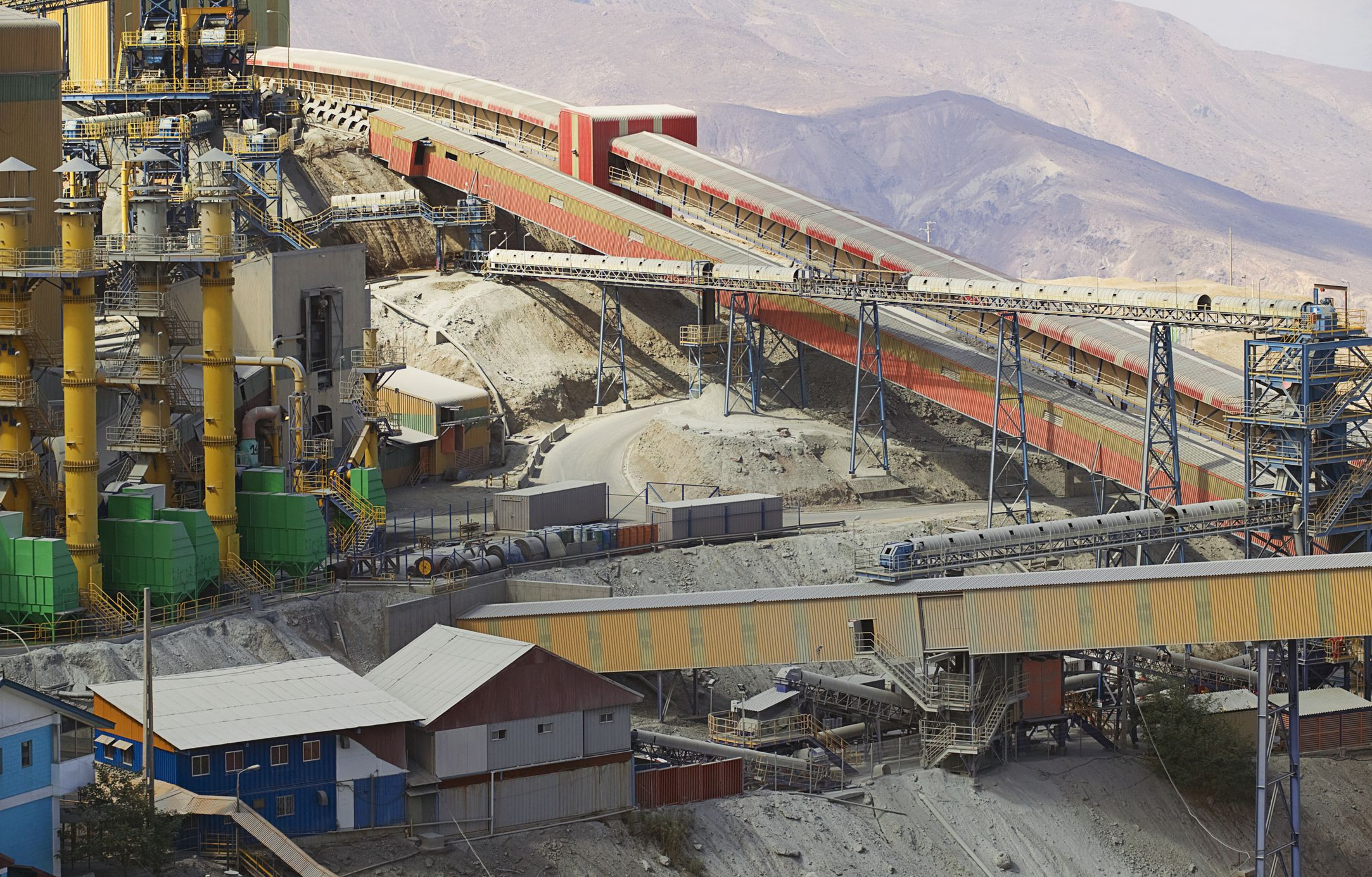 The World's 20 Largest Copper Mines