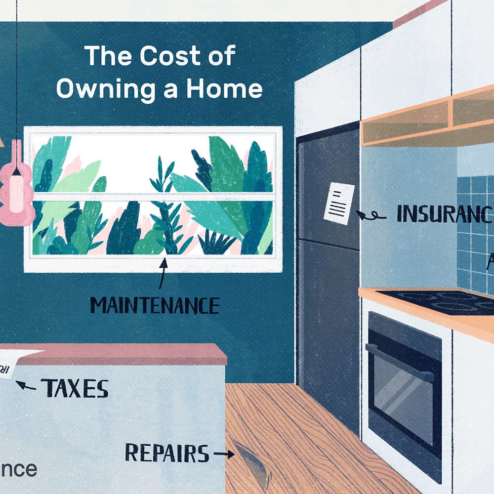 The Many Costs of Owning a Home