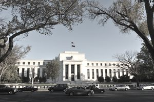 The US Federal Reserve HQ in Washington DCThe Federal Reserve (informally as the Fed) is the central banking system of the United States.