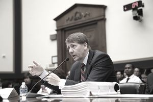Richard Cordray, first CFPB director, testifies at Congressional committee