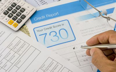 overview of the vantage score credit score