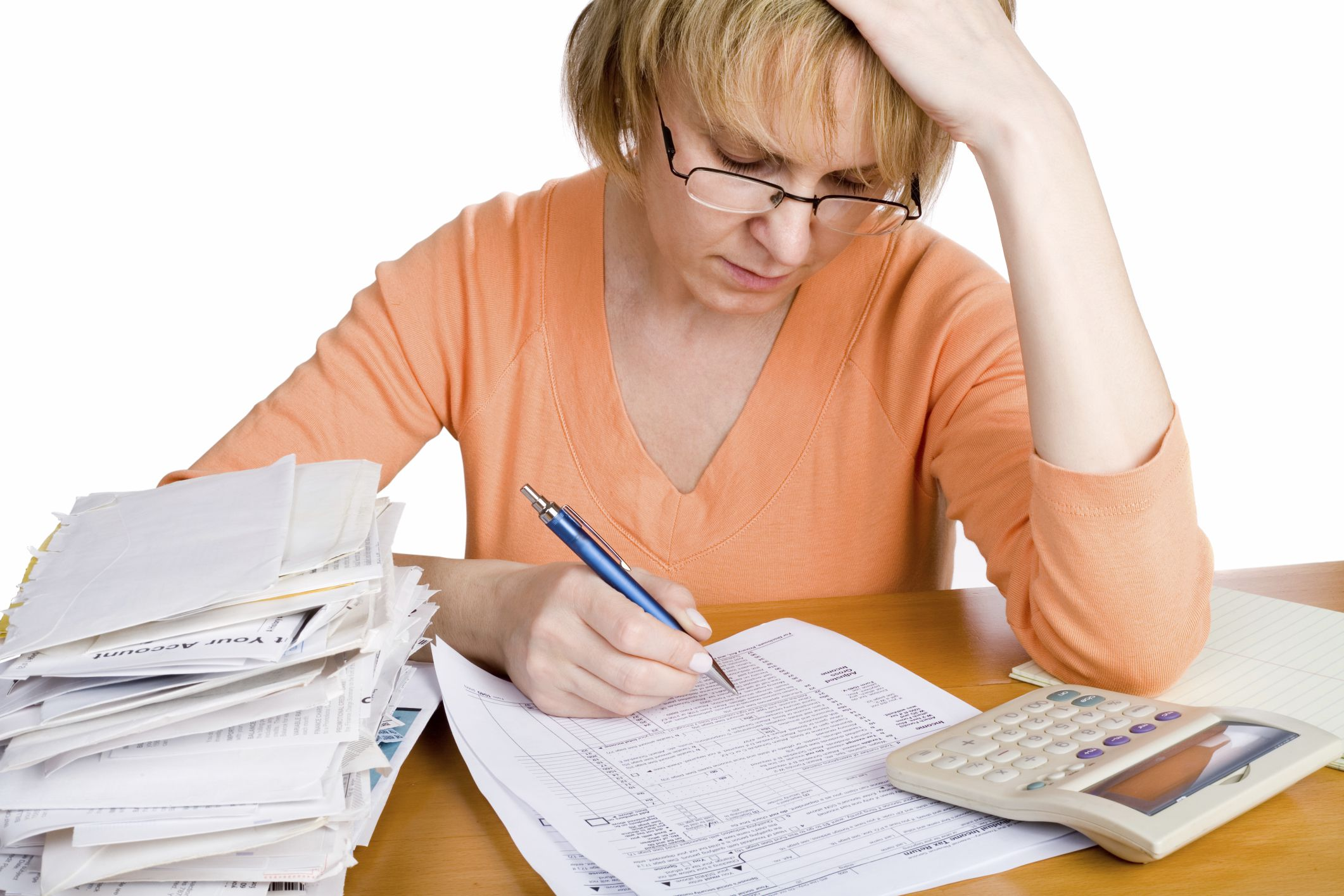How Tax Liens Appear On Your Credit Report