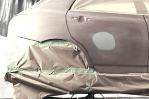 How Much Does It Cost To Paint A Car Getting Repainted