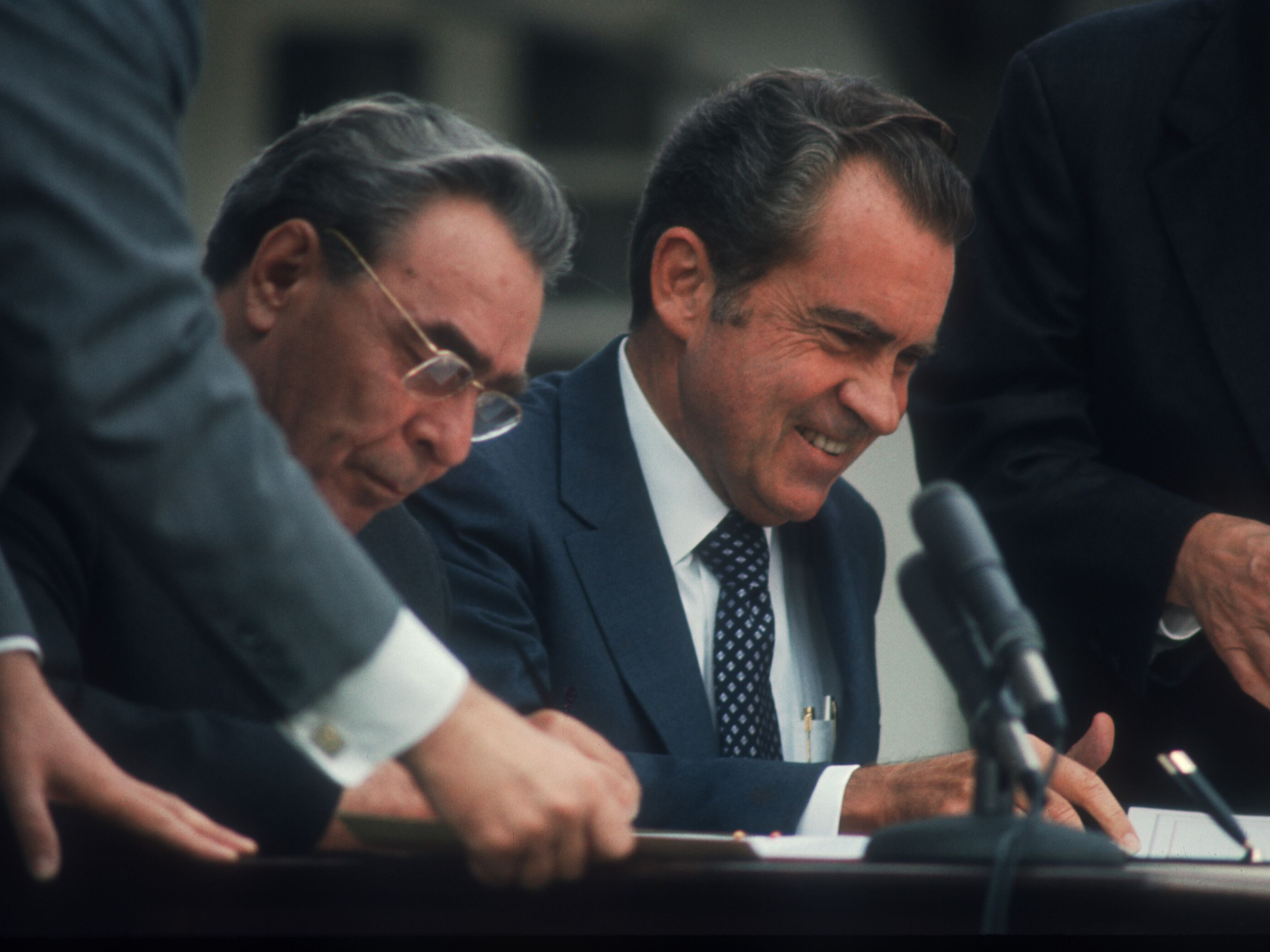 President Richard M  Nixon's Economic Policies