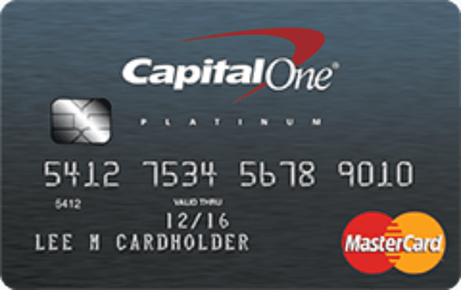 Capital One Secured