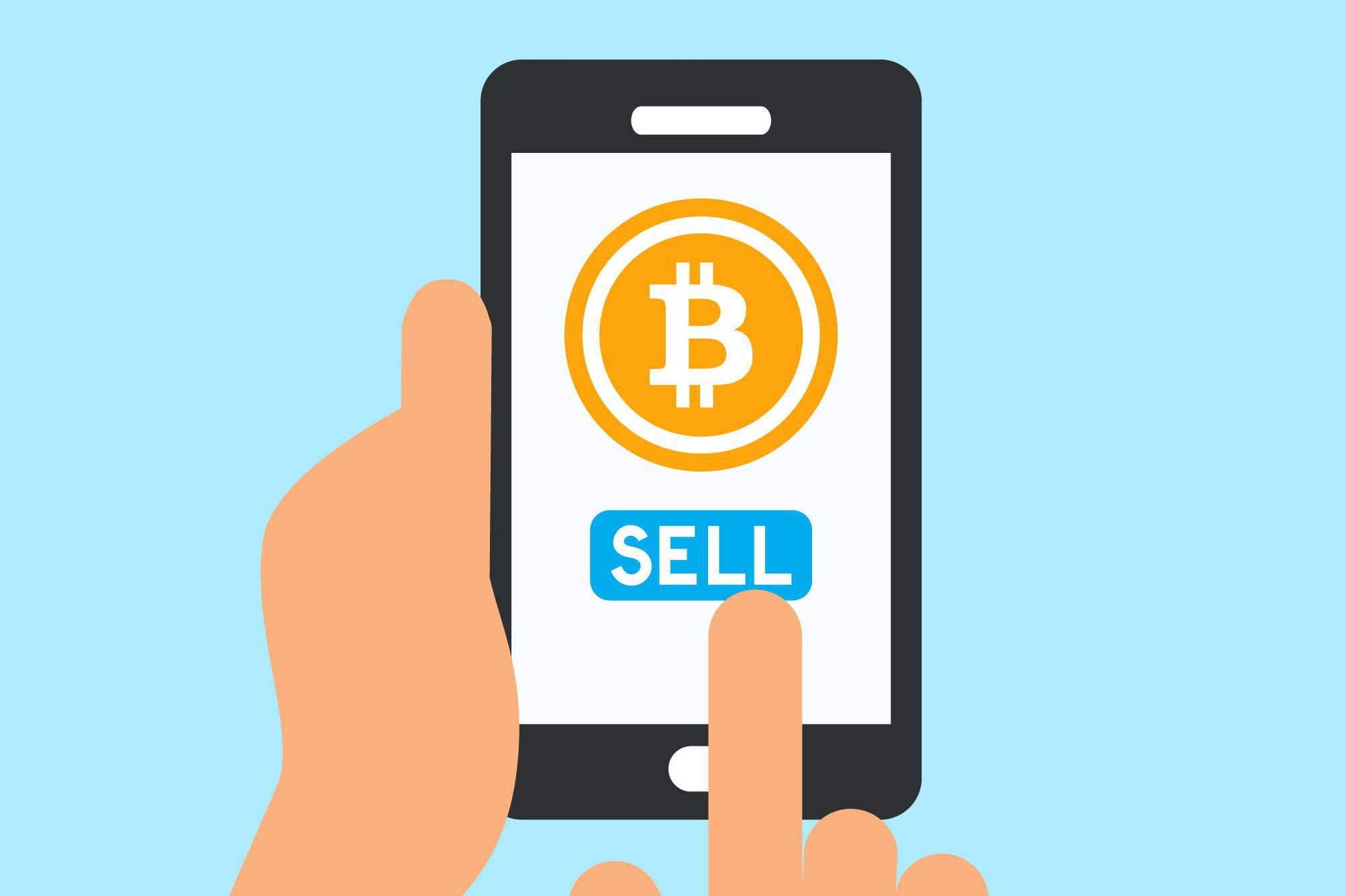 how to sell bitcoin safely
