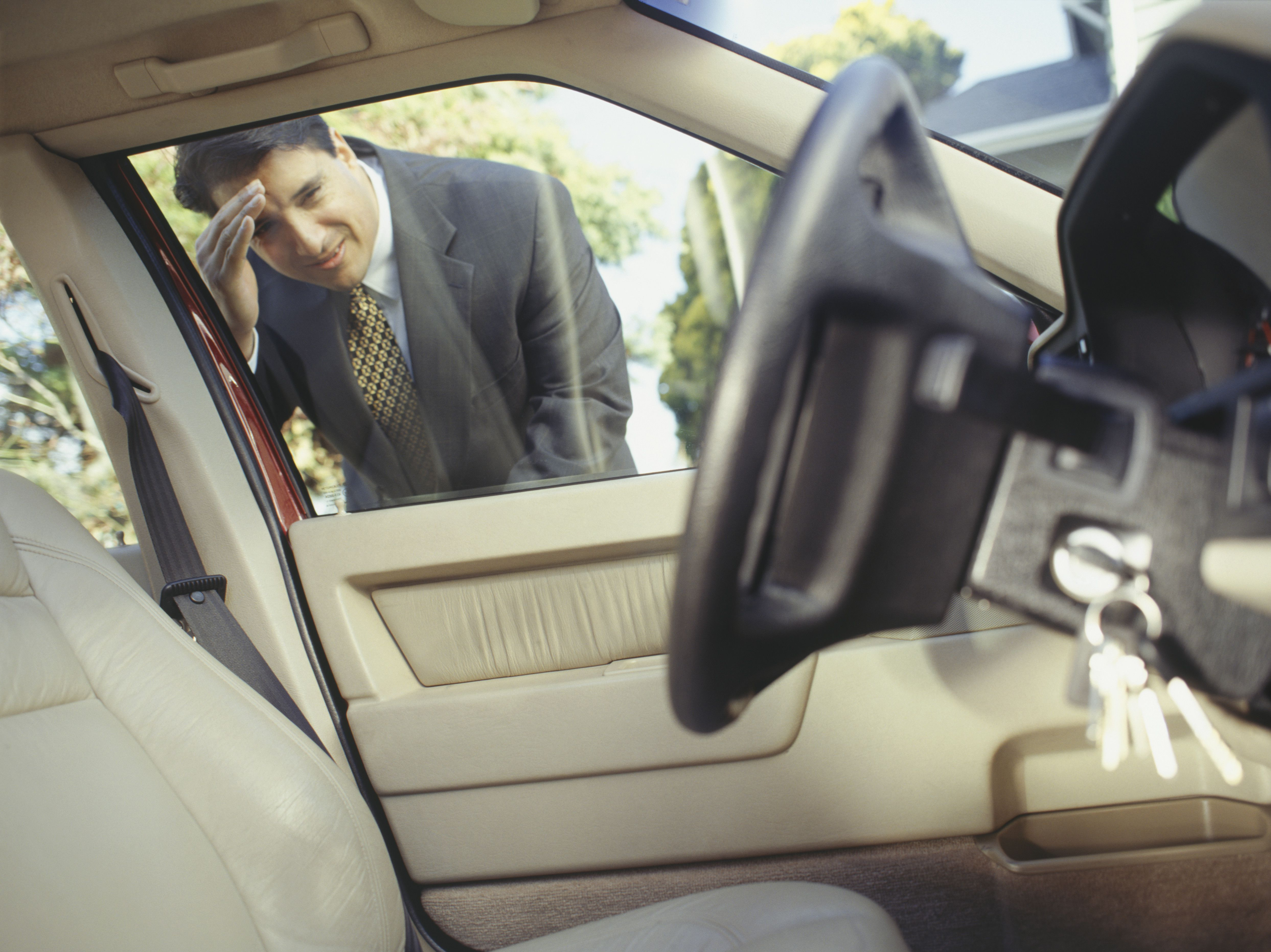 Locked Out Of Your Car Heres What To Do