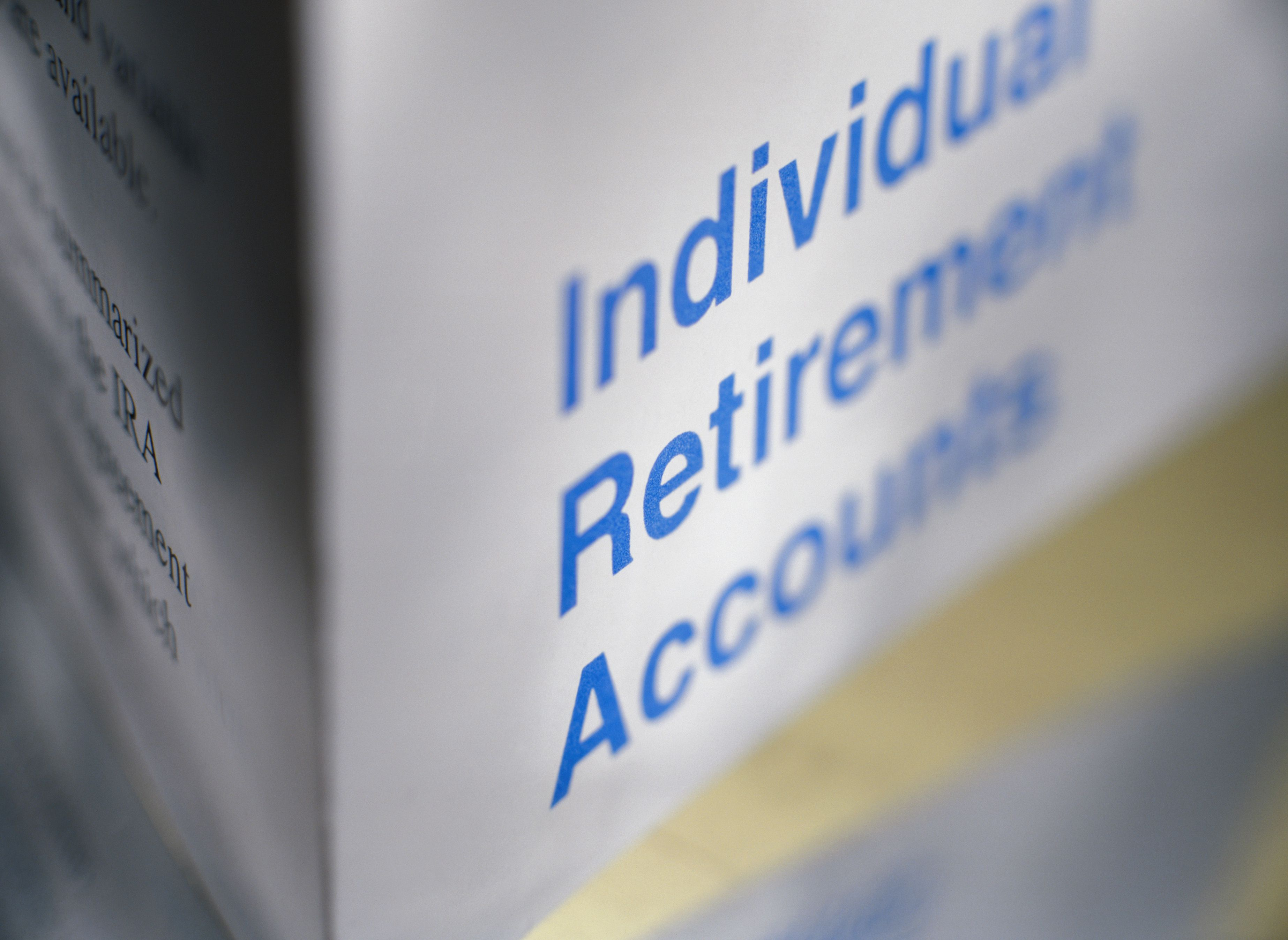 Your Options If You Contribute Too Much To Your Roth Ira