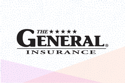 Logo for The General car insurance