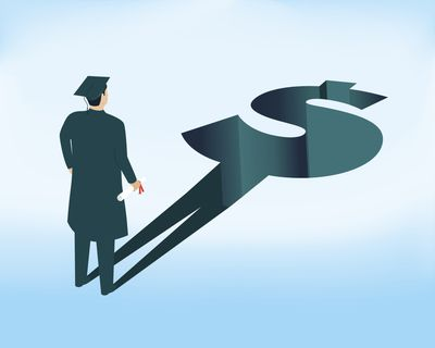 Learn if it's better to graduate faster with more debt or slower with less debt.