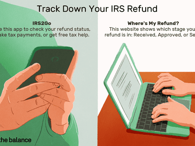 Track down your IRS refund