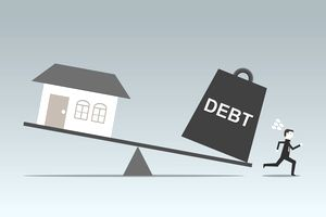 House and debt