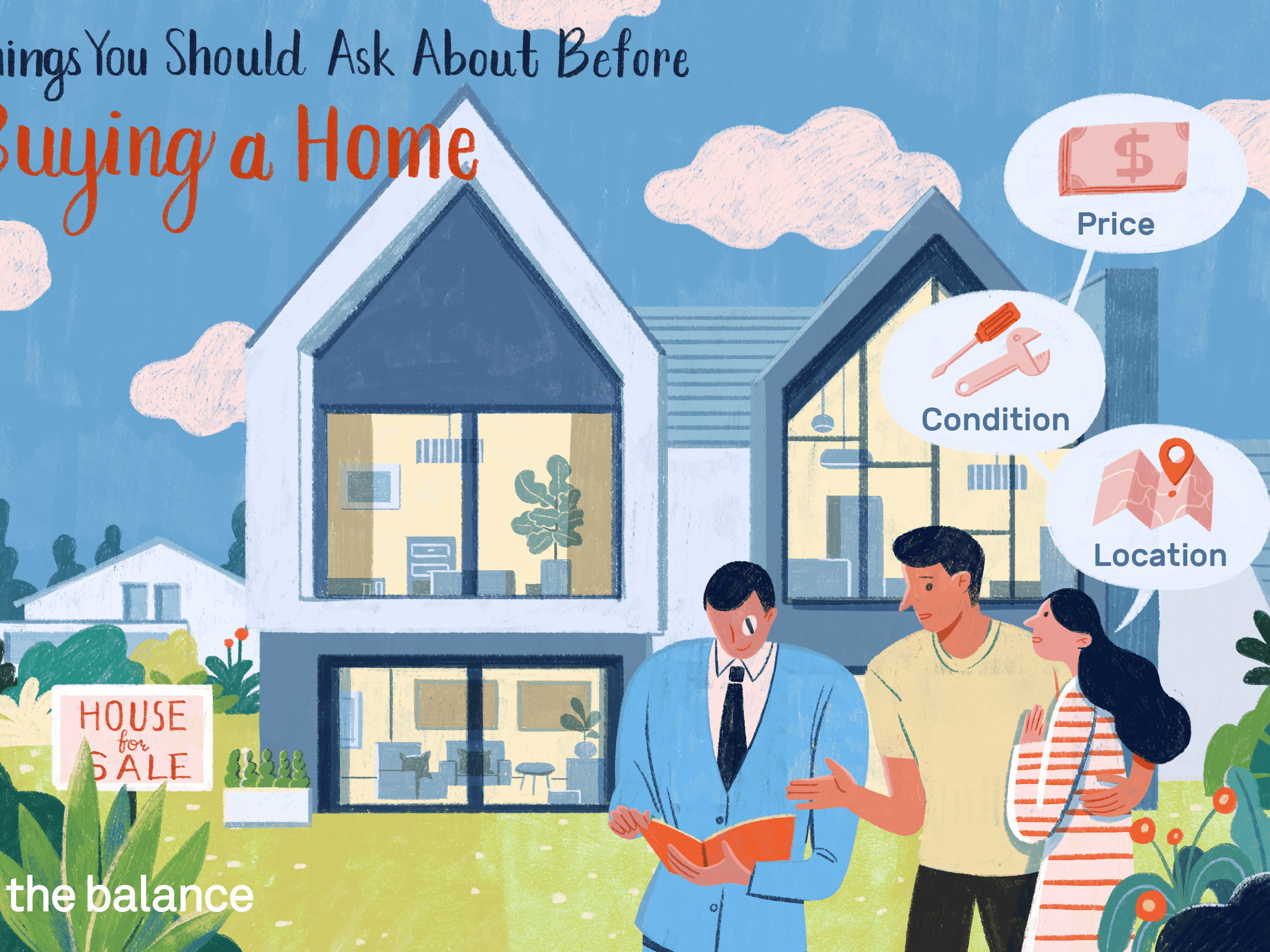Home Buying Questions To Ask Before Making An Offer