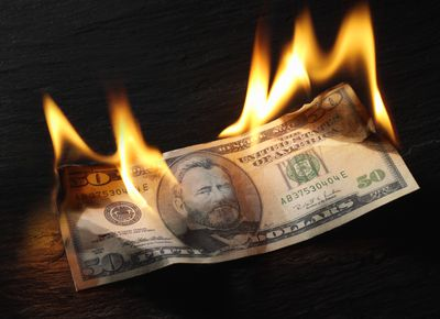 What are the effects of inflation? The first is watching money become less valuable so that the purchasing power of each dollar, or pound sterling, or yen buys less goods than it did int he past. It is as if the purchasing power went up in smoke.