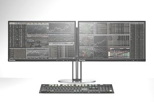 Bloomberg Terminal Machine