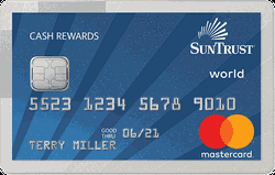 Secured Credit Card from SunTrust.