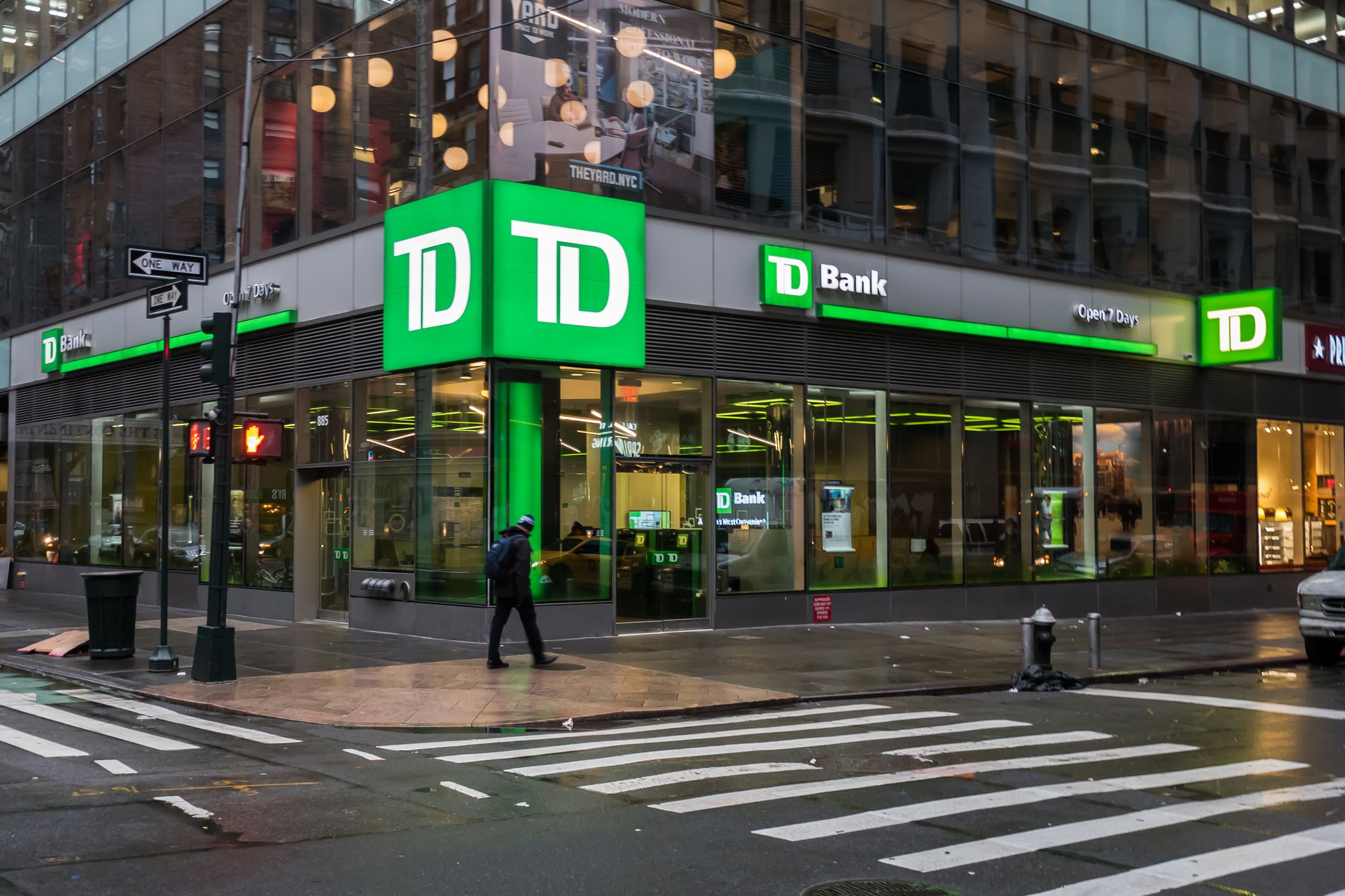 TD Bank Review