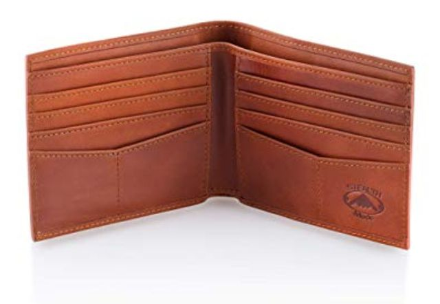 Stealth Mode Leather Wallet