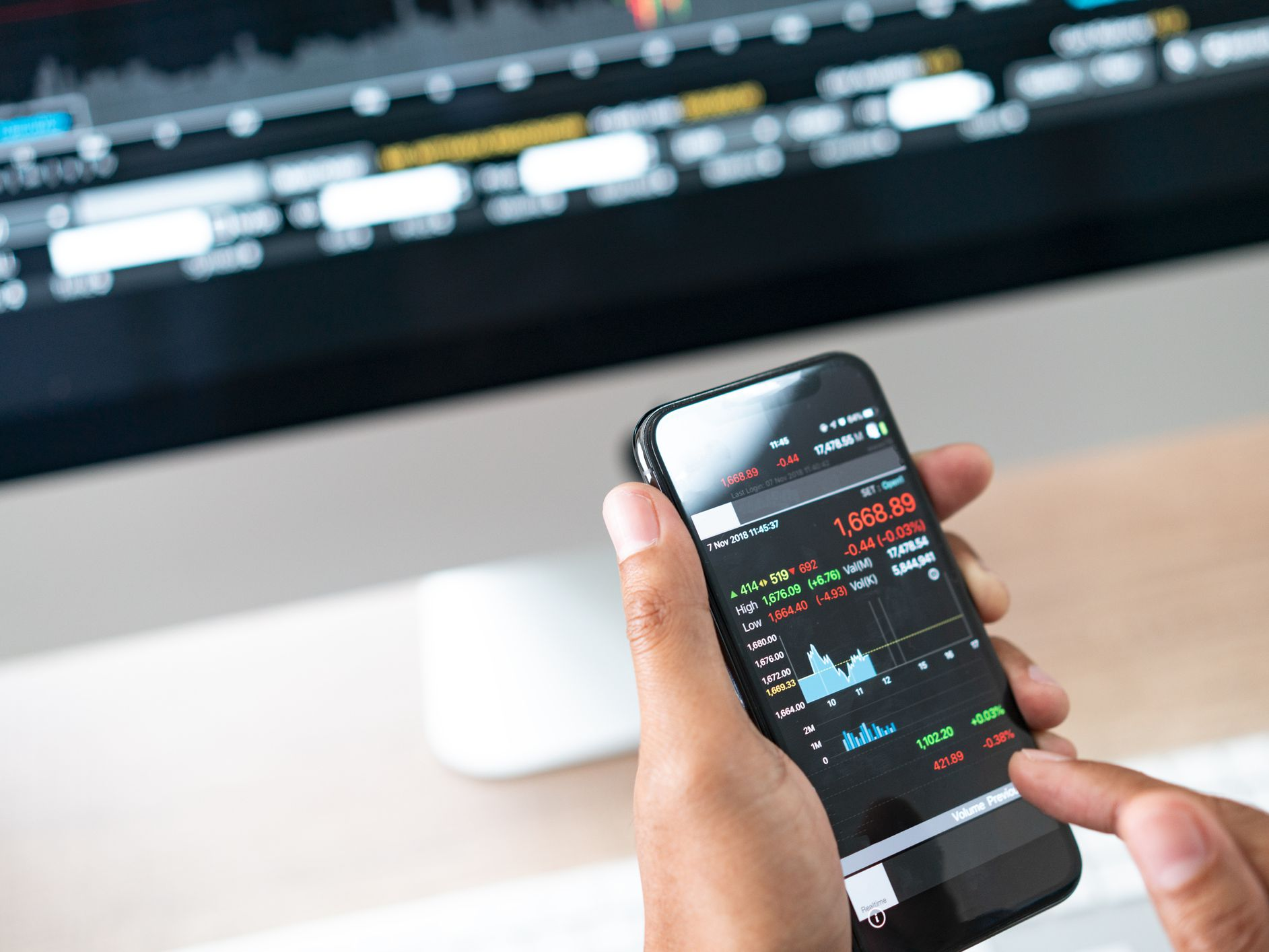 Investing in The App Market