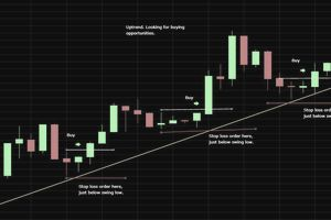 stop loss graphic chart