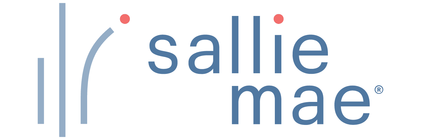 Logo for student loan lender Sallie Mae