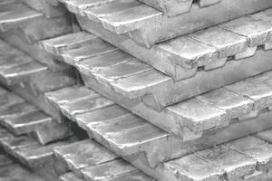 Tin Metal Ingots