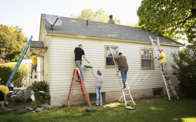 how much should you budget for home maintenance