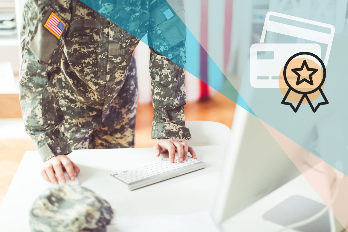 Best Credit Cards For Military Members Of December 2019